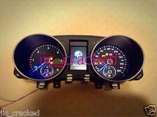 VW Golf MK6 GTI R20 Edition 35 Petrol 3D Colour Instrument Cluster Speedo