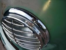 VW Splitscreen Headlight Grilles Stoneguards Kombi Bug Type 2 Beetle Porsche 356