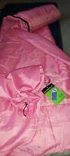Pink Grey Outdoor Sleeping Bag