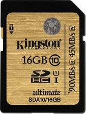 Accesorios Kingston para cámaras de video y fotográficas