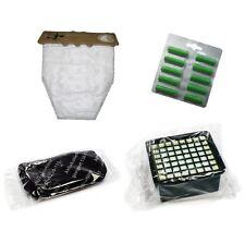 Set 6 Sacchetti + 10 Profumini + filtri Vorwerk Folletto VK 130-131 adattabili