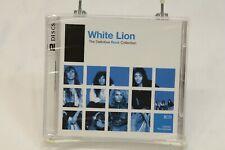 White Lion 2 CD Set Definitive Rock Collection  Rhino 2007 SEALED