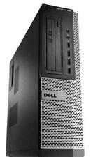 Dell Optiplex  SFF Quad Core i7-2600 3.4GHz 16GB DDR3 128GB SSD Win 10 pro COA