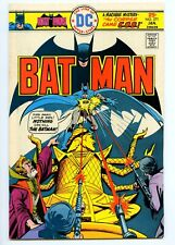 BATMAN #271  1976  NM-   The Corpse Came C.O.D.  See Scans