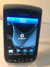 BlackBerry Torch 9810 - 4GB - Silver (Unlocked) Smartphone Mobile QWERTY