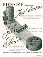 Publicité ancienne Bienaimé produits de beauté 1950 issue de magazine