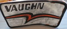 Used John Muse Vaughn Pro V Carbon Elite Pro Stock Goalie Blocker! Flyers