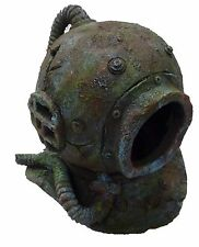 Large Divers Helmet Aquarium Fish Cave Ornament Fish Tank Decoration