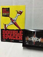 Go Nagai Robot Collection n.51 Goldrake Goldorak Grendizer DOUBLE SPACER +Fascic