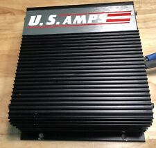Us Amps Usa 50 2 Channel Audio Amp Amplifier