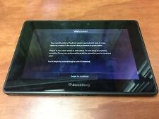 BlackBerry PlayBook Tablet PC 5MP Camera - Black 32GB WiFi RDJ21WW