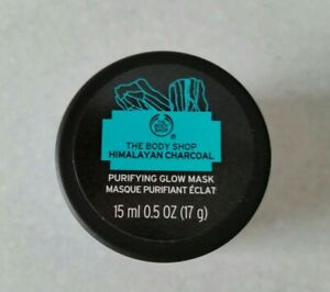 The Body Shop Himalayan Charcoal Purifying Glow Mask 15 ml