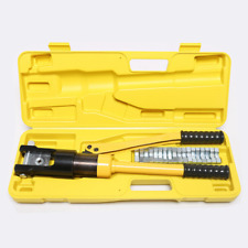 New Hot Cheap 10 Ton Hydraulic Wire Crimper Crimping Tool Cable Crimping Pliers