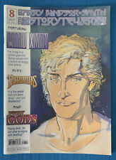 VINTAGE 1997 BARRY WINDSOR-SMITH STORYTELLER #8  TPB DARK HORSE