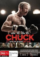 CHUCK DVD, 2017 RELEASE, NEW & SEALED, REGION 4. FREE POST