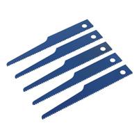 SA34/B14 Sealey Tools Air Saw Blade 14tpi Pack of 5 [Saws] Saws, Air, Blades