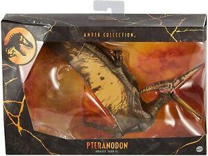 Jurassic World Amber Collection Pteranodon - Jurassic Park 3 Action Figure