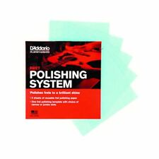 More details for d'addario fret polishing system improves instrument tone & performance - pw-frp