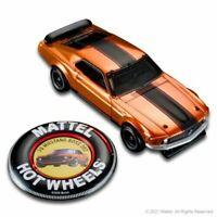 2021 RLC Hot Wheels Membership 70 Mustang Boss 302 Car Kit