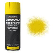 x21 Rust-Oleum Auto Automotriz Coche pintura en aerosol Relleno Base AMARILLO