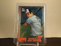 Cal Ripken Jr. #98T (2001 Topps Chrome) 50 Years Rookie! Baltimore Orioles, HOF