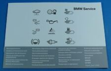 Original BMW Serviceheft Scheckheft Service Heft Inspek BMW Z1/Z3/Z4/Z8