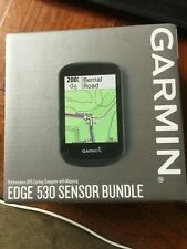 GARMIN EDGE 530 GPS SENSOR BUNDLE - Brand New