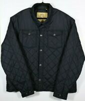 STS Ranchwear Mens Size 3XL XXXL Quilted Jacket The Cassidy Black