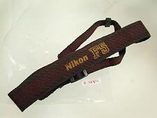 Original Nikon Riemen Gurt Trageriemen Tragegurt Strap Carring (5)