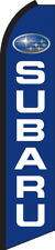 Subaru Swooper Flag Feather Super Bow Banner