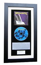 MEGADETH Rust In Peace Live CLASSIC CD Album TOP QUALITY FRAMED+FAST GLOBAL SHIP
