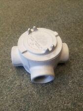 """Crouse Hinds GUAT69SA 2"""" Explosion proof Tee"""