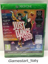 JUST DANCE 2020 - XBOX ONE - NUOVO SIGILLATO PAL - NEW SEALED