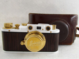 Leica II(D) Olympiada Berlin 1936 WWII Vintage Russian EXCELLENT RF 35mm Camera