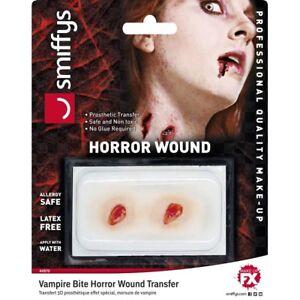 Horror Wound Special FX Halloween Fancy Dress Make Up Vampire Bite