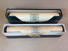 2 Vintage Player Piano Rolls Otto Higel Co. Universal Music Co. Canada