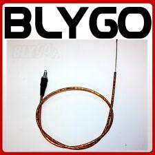 GOLD 980mm 100mm Twist Throttle Cable 110cc 125cc PIT PRO TRAIL QUAD DIRT BIKE