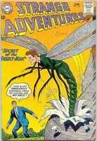 Strange Adventures (1950 series) #165 in Fine minus condition. DC comics [*6m]