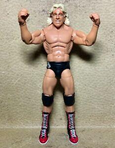WWE MATTEL ELITE HALL OF FAME FOUR HORSEMEN RIC FLAIR WRESTLING FIGURE WCW WWF