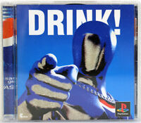 Pepsi Man PlayStation PS Japanese Game Japan