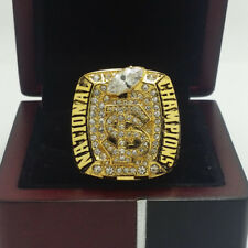 NCAA 2013 Florida State Seminoles National Football Championship Ring 8-14Size