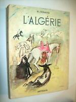 ALGÉRIE ETUDE RÉGIONALE KABYLIE ORANIE ALGER HAUTS PLATEAUX CONSTANTINE 1954