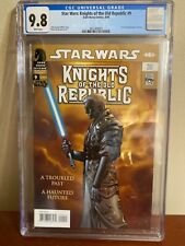 Star Wars: Knights of the Old Republic #9 CGC 9.8 1st Full Revan