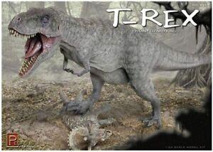 PGH-9551  1/32 T-Rex Dinosaur w/Baby Triceratops