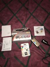 Bell & Howell Slice2 Dv7Hd Hd Slim Video Camera Camcorder In Box+memory Card
