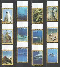 NW0014 2016 Samoa National Geographic Poisson Marine Life Birds Michel 50€ MNH