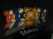 Sold-Out 16 Piece Vinylmation Billiards Limited Edition Set