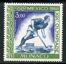 PROMO / STAMP / TIMBRE DE MONACO NEUF PA N° 92 ** J.O DE MEXICO 1968 HOCKEY