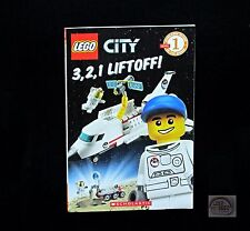 LEGO City - 3, 2, 1, Lift-off! - Paperback - New - (Book, Pages, Space, NASA)