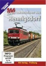100 Jahre Lokomotiven aus Hennigsdorf